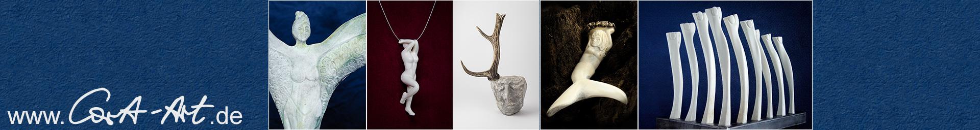 CorA-Art – Skulpturen und Schmuck aus Mammut-Elfenbein
